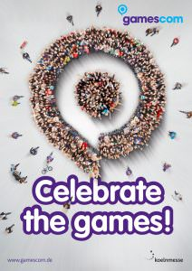Gamescom-Poster
