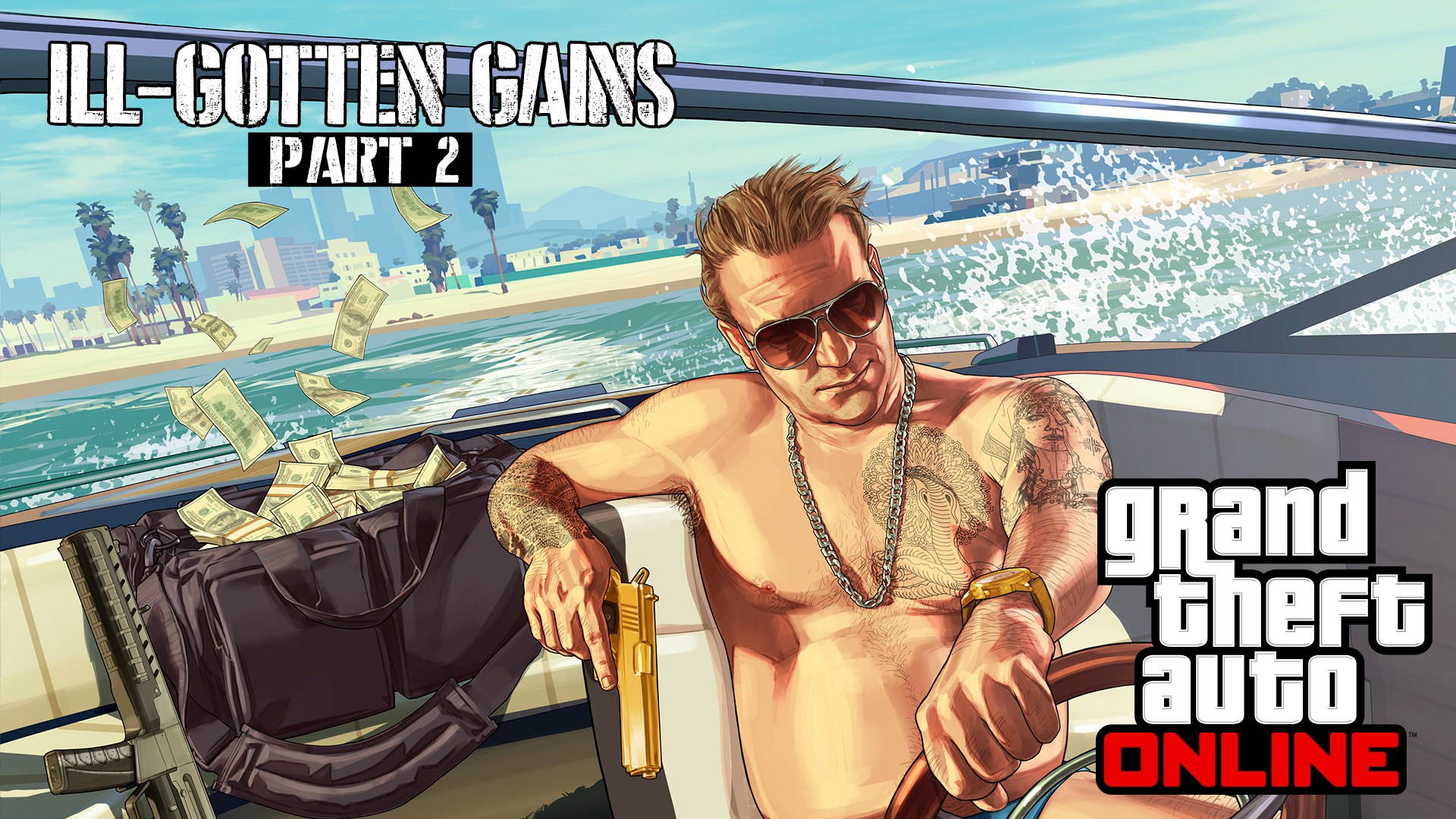 Grand Theft Auto – Ill Gotten Gains Update
