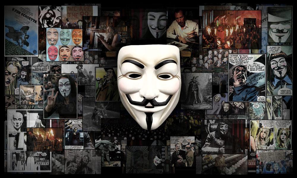 "David Lloyd- The Legacy of the ""V"" Mask"