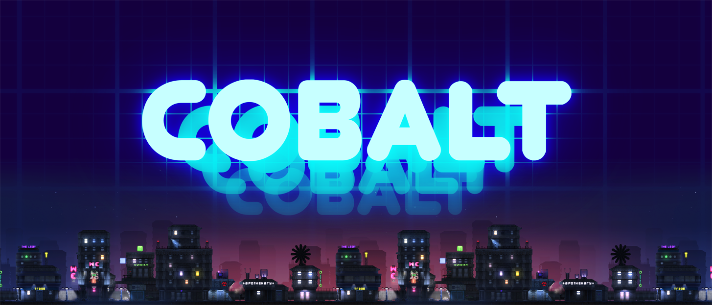 Cobalt Horizontal Header