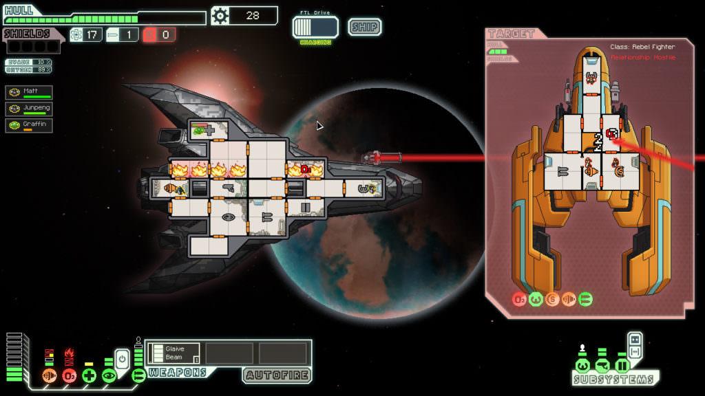 Combat - FTL: Faster Than Light