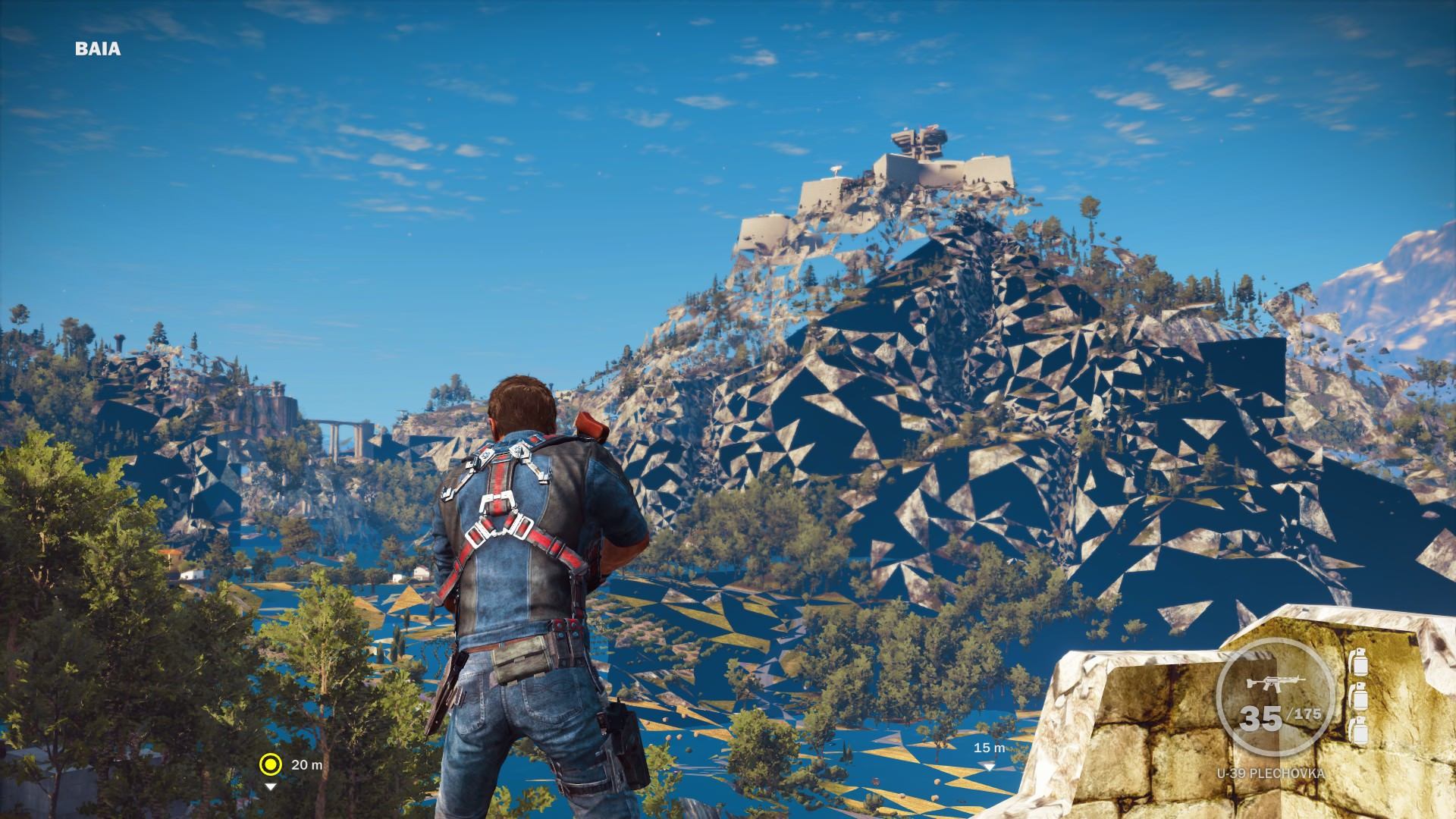 Just Cause 3 technical issues