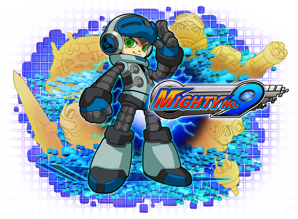 Mighty No. 9 Official Art