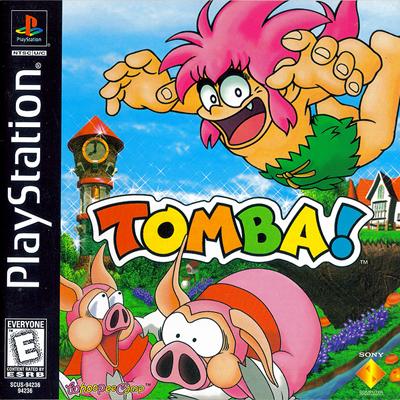 Tomba!_NTSC
