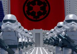 LEGO Star Wars: The Force Awakens Video Game – Announce Teaser Trailer