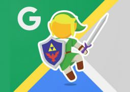 Link from 'The Legend of Zelda' is hiding in Google Maps today