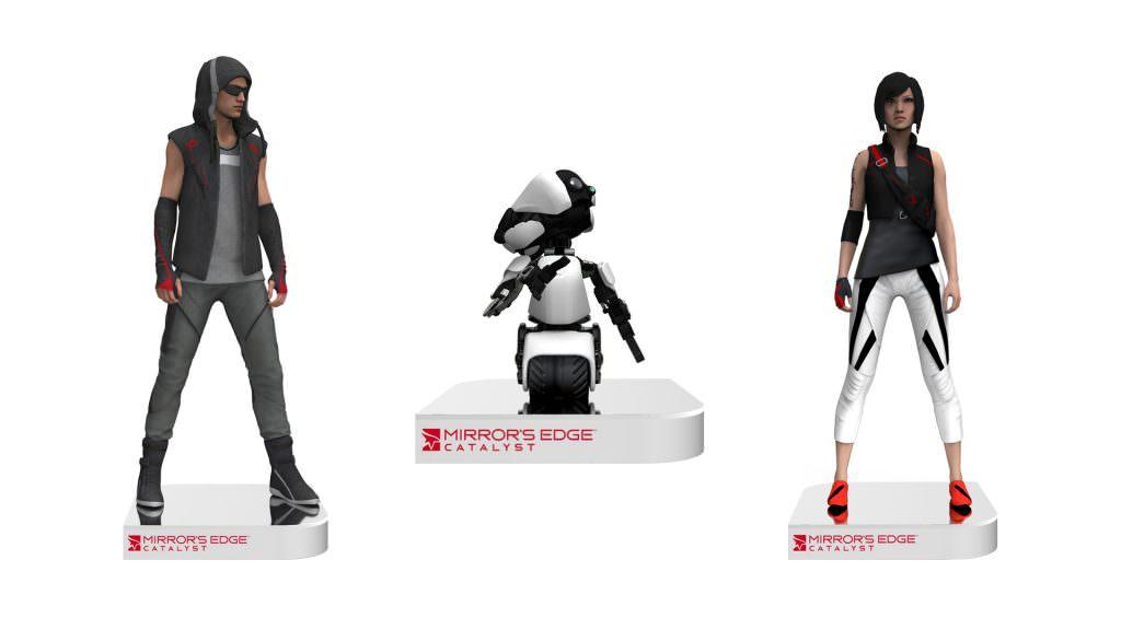 Mirrors-Edge-Catalyst-Mini-Figure-Three-Pack-Limited-Edition