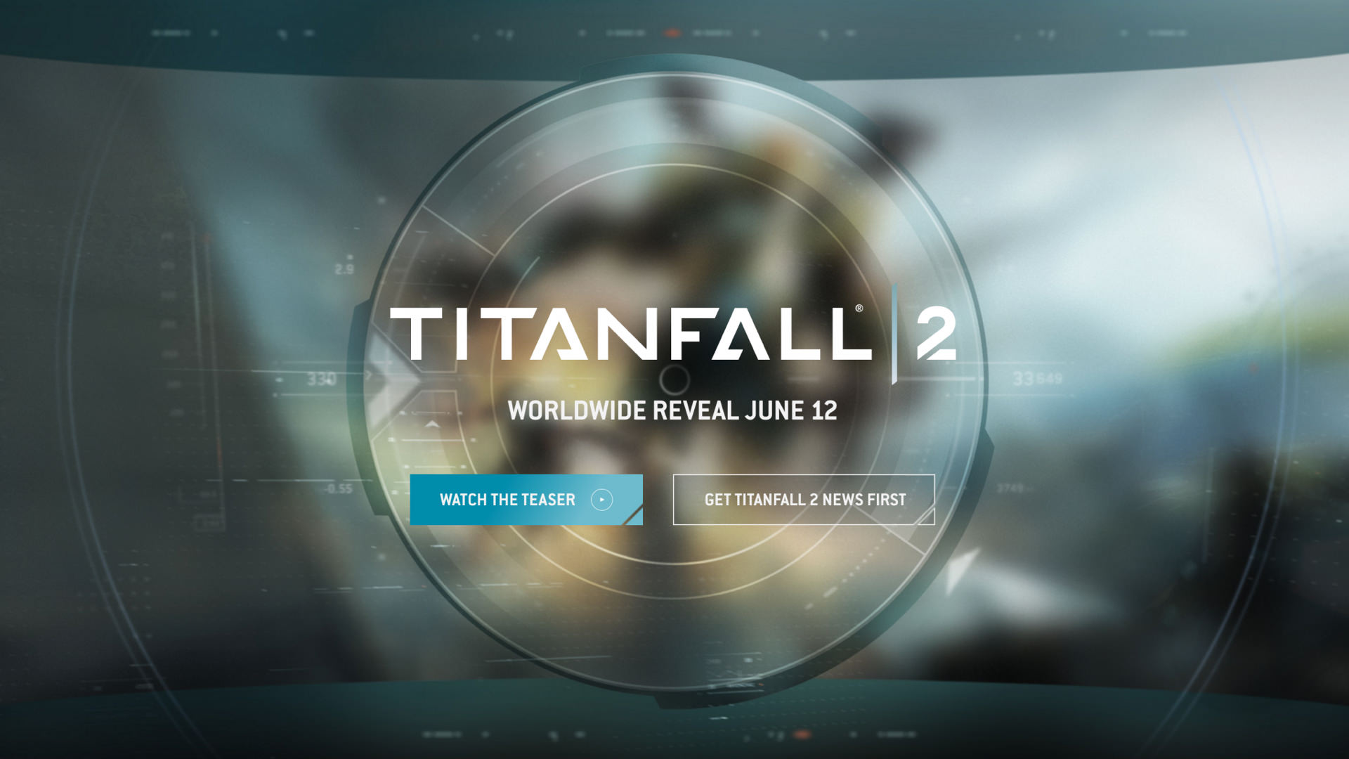 Titanfall 2's first trailer teases 'worldwide reveal' this June