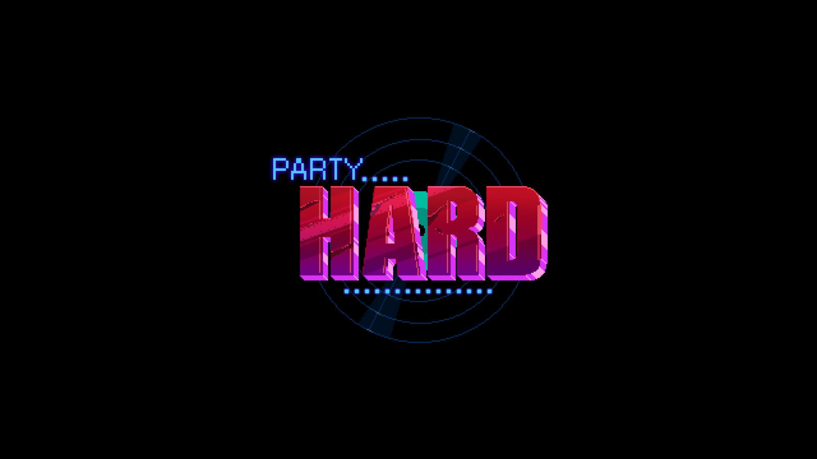 Party Hard Rooftop Party Level Detailed