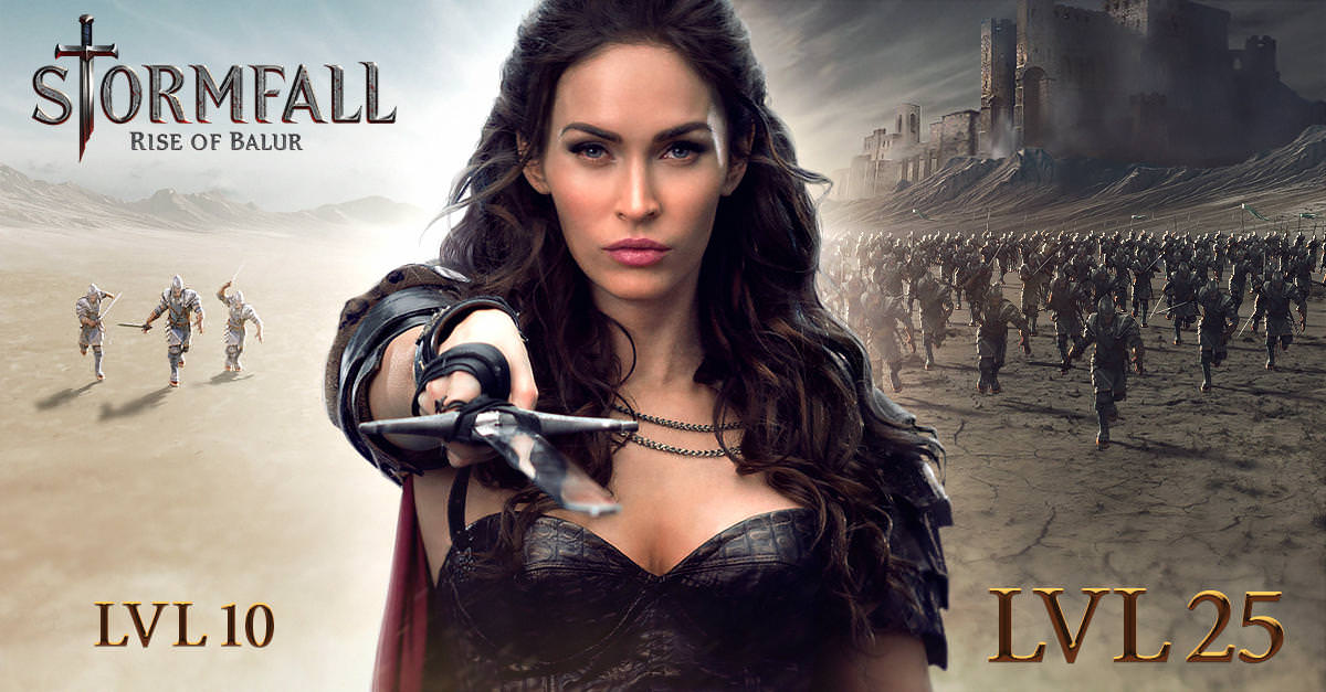 Megan Fox is officially in a game