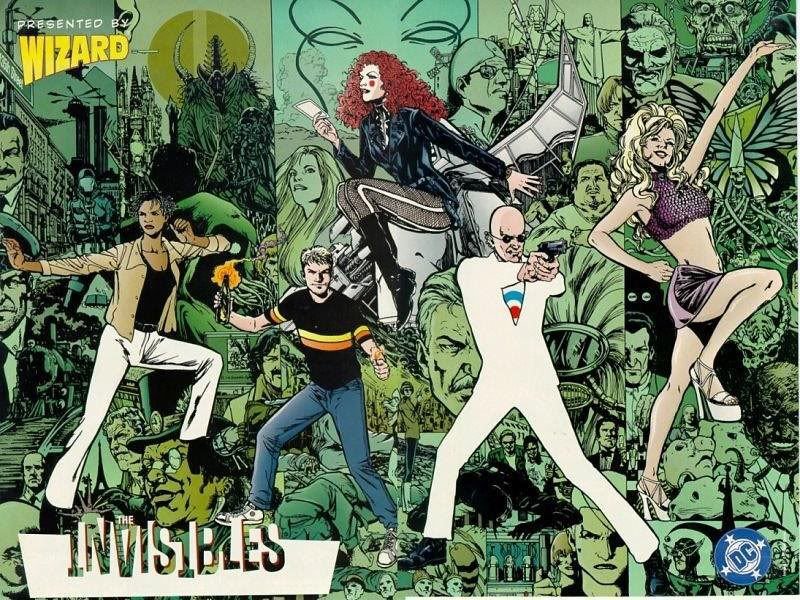 Introducing: The Invisibles