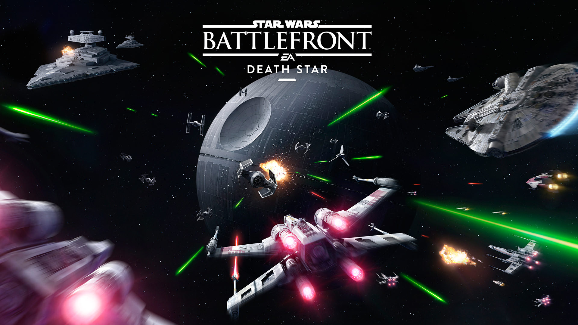 Star Wars: Battlefront Death Star DLC Announced