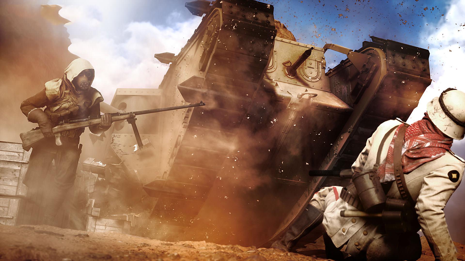 Watch: Battlefield 1 – Sentry Elite Class Guide