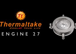 Thermaltake Unveils The Most Advanced Low-Profile CPU Cooler