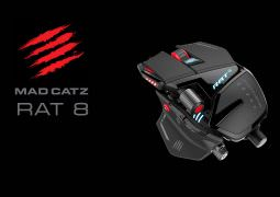 Review: Mad Catz RAT 8
