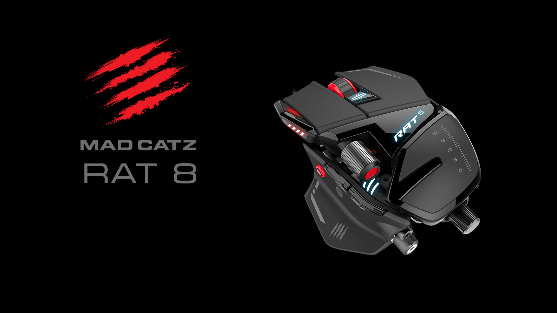 Review: Mad Catz RAT 8