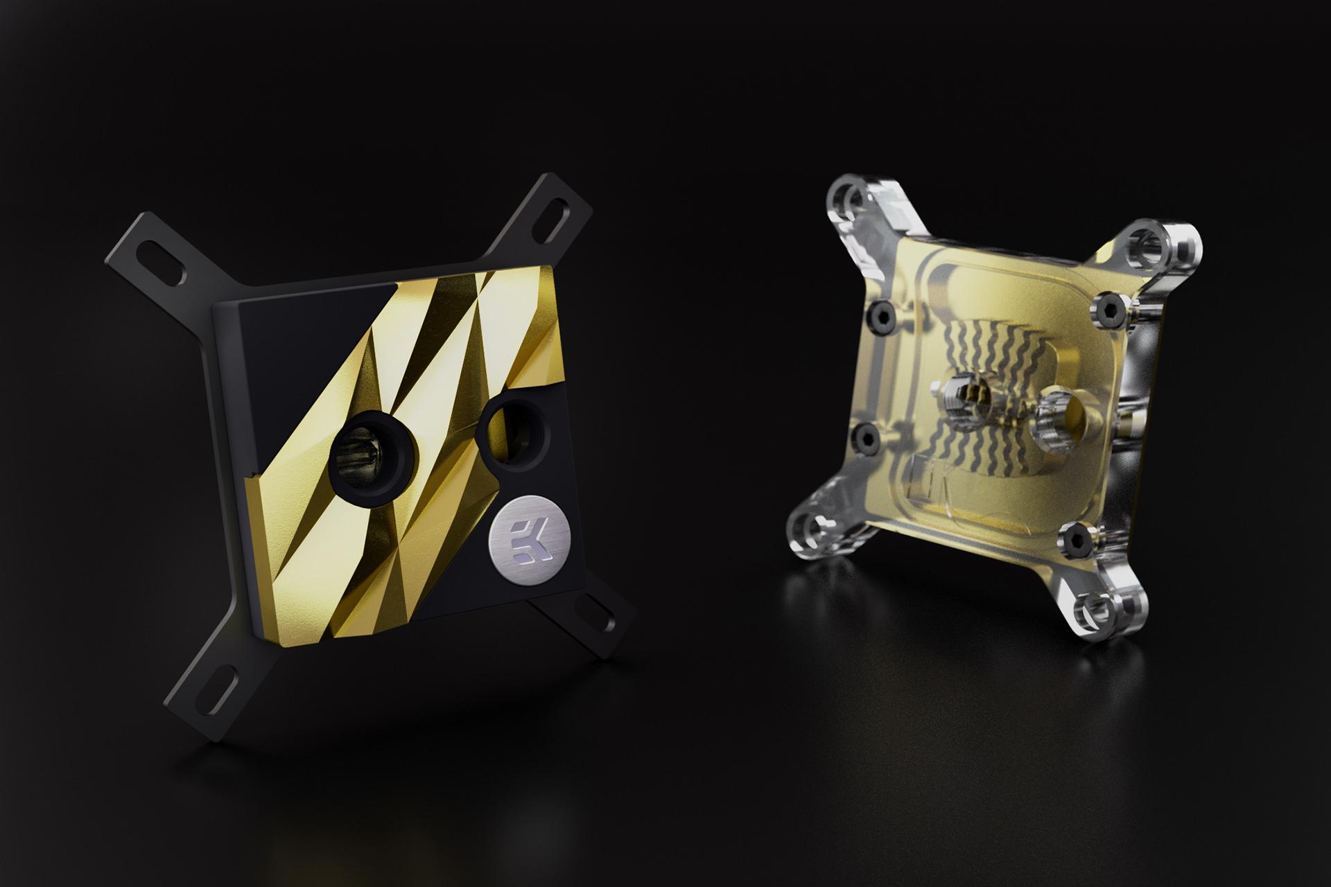 EK Releases Supremacy EVO 10th Anniversary Edition Water Block