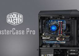 CoolerMasters MasterCase Pro 3 does a lot with a little
