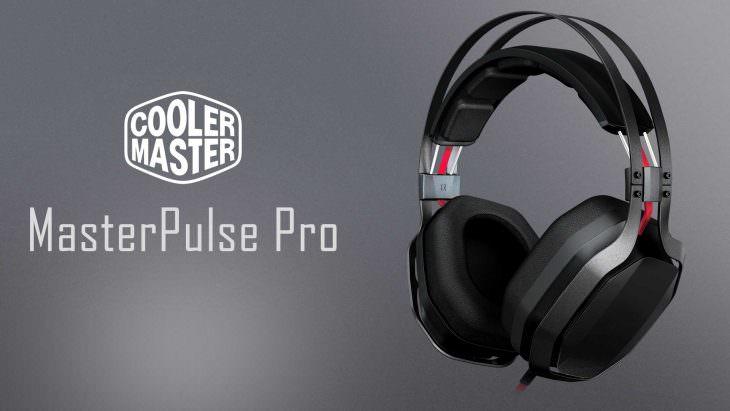 Introducing the MasterPulse Pro Gaming Headset