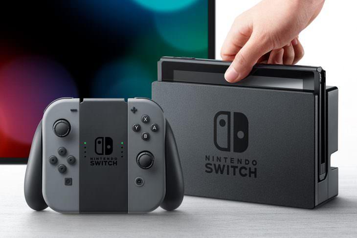 Nintendo Switch Recap – Release, Price, Games Confirmed