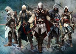 Humble Bundle giving away €177 worth of Assassin's Creed games €15