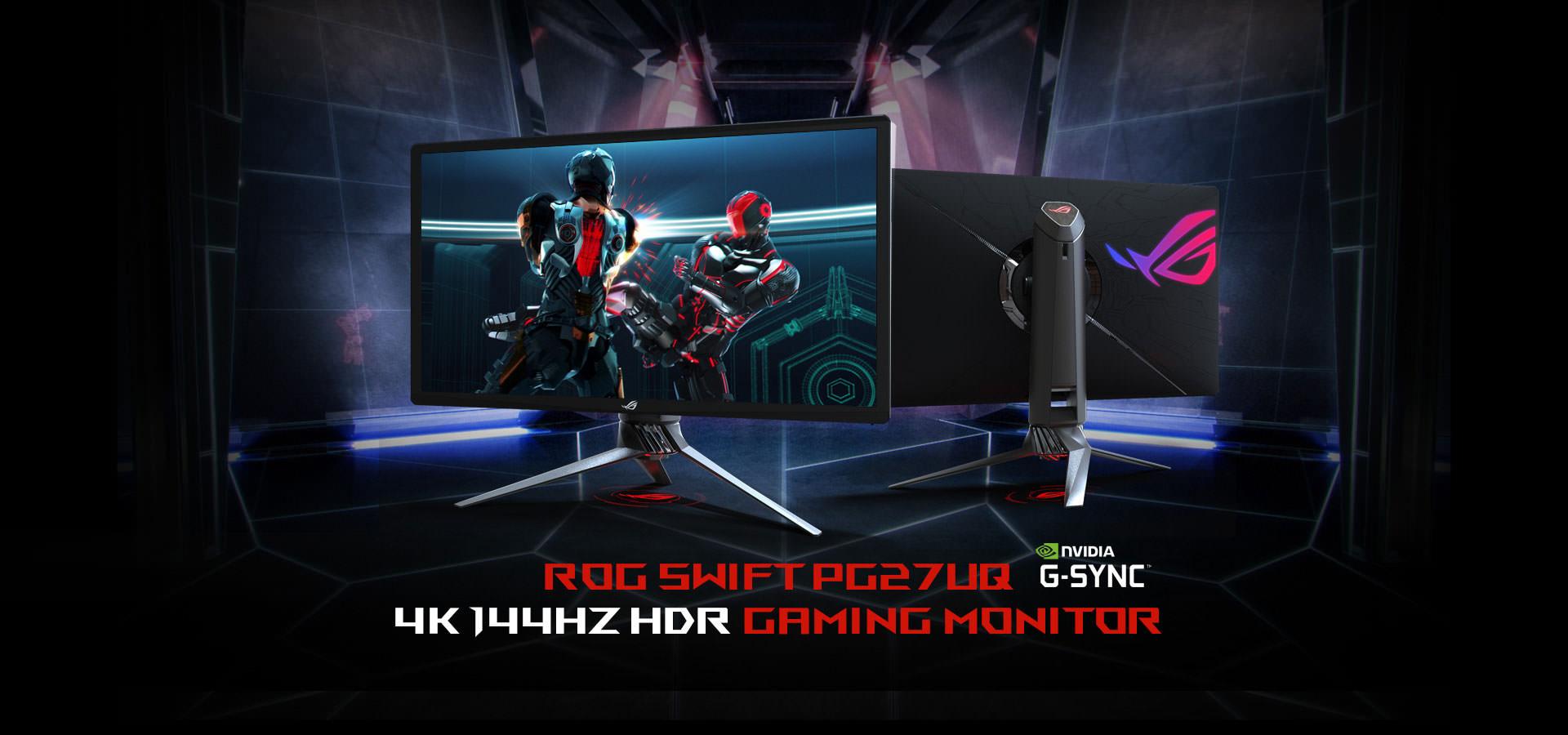 Republic of Gamers Announces Swift PG27UQ