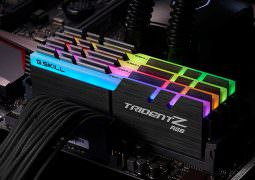 G.SKILL Announces New DDR4 Specifications for Intel Kaby Lake Platform