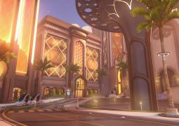 Overwatch's latest map Oasis is available now