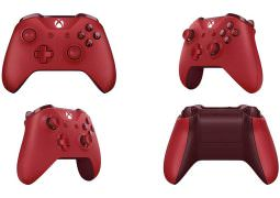 New Red Xbox One Controller comes out later This Month