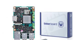 Tinker Board press shot