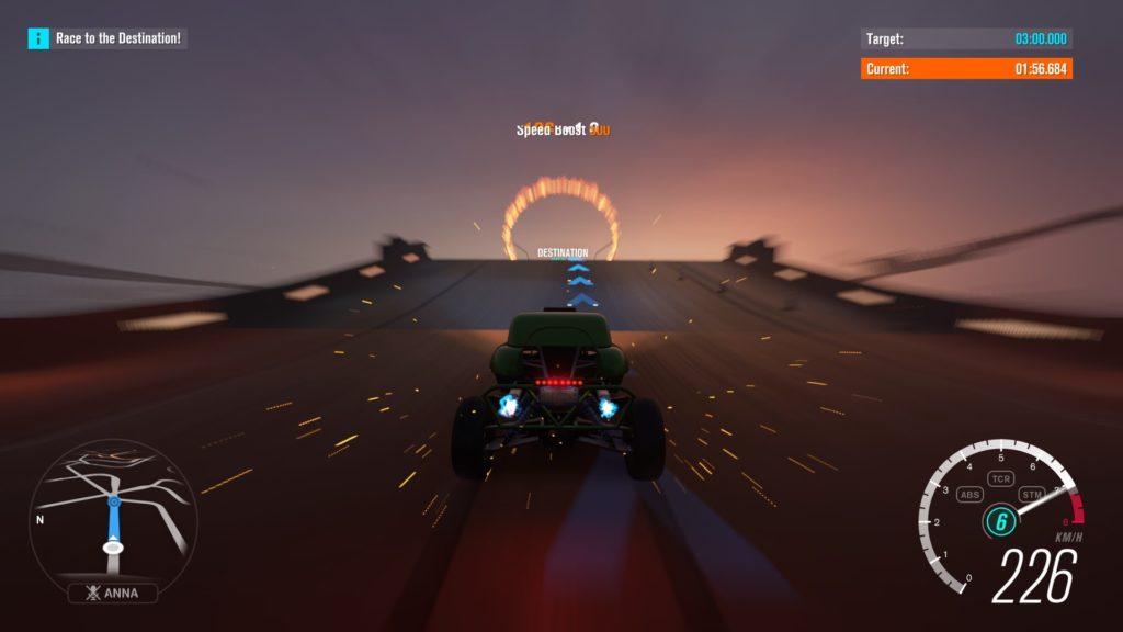 Forza Horizon 3: Hot Wheels night