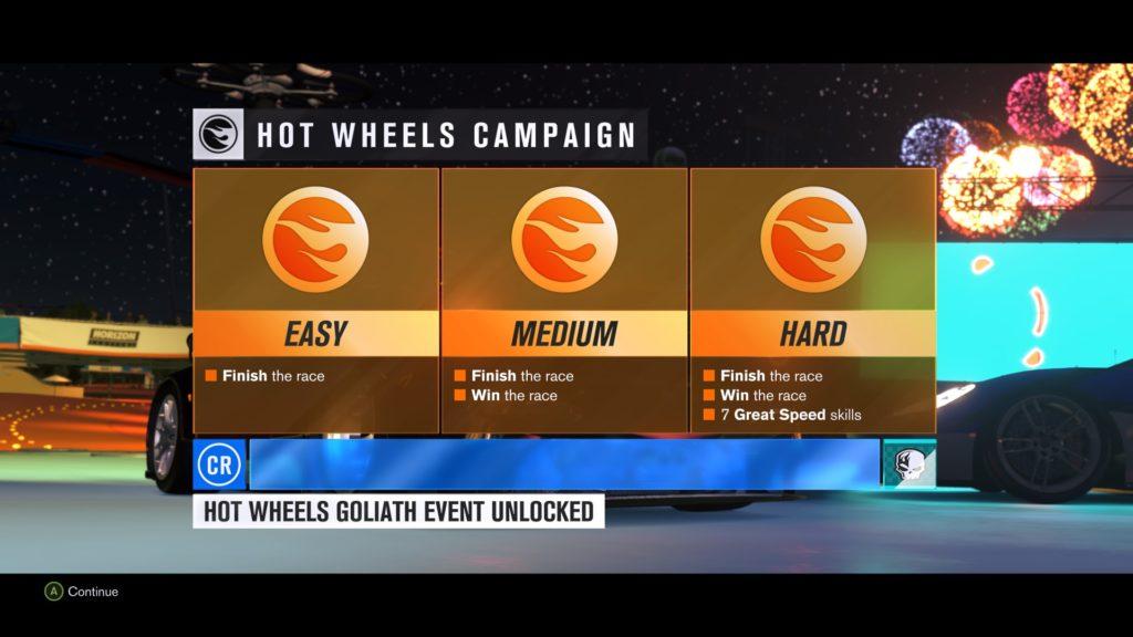 Forza Horizon 3: Hot Wheels Goliath