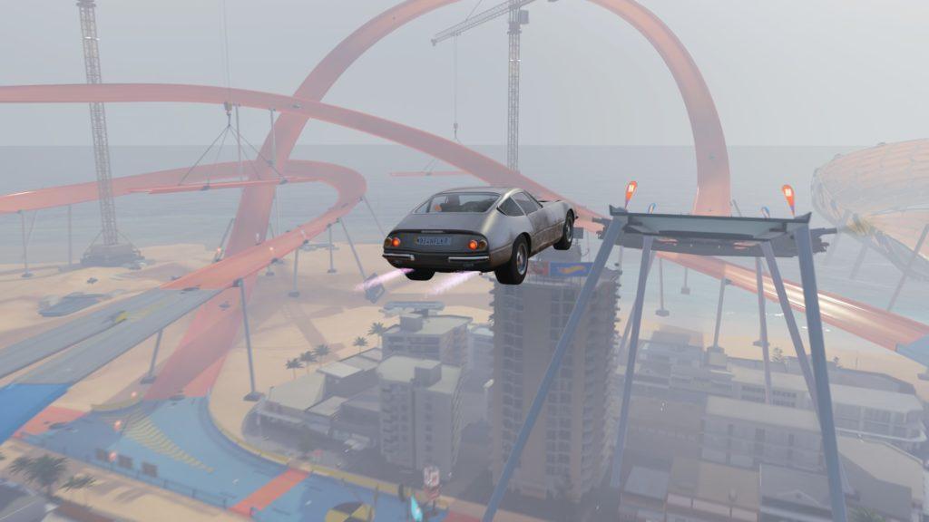 Forza Horizon 3: Hot Wheels physics