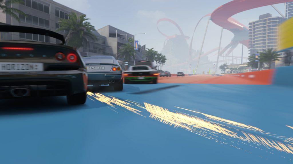 Forza Horizon 3: Hot Wheels sparks