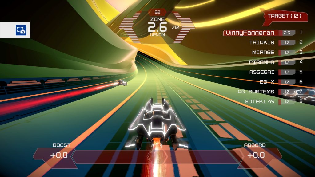 WipEout Omega Collection Zone Battle
