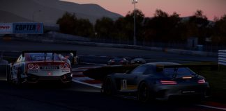 Project Cars 2 low light