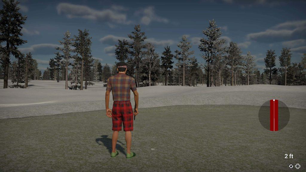 The Golf Club 2 alliterate