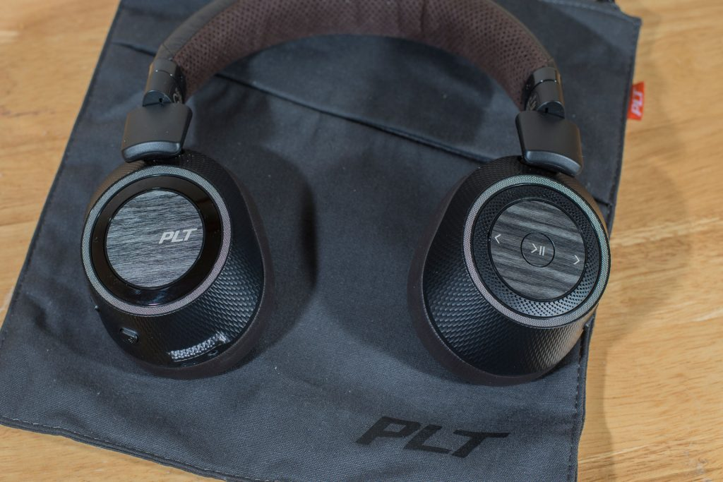 Plantronics BackBeat Pro 2 Controls