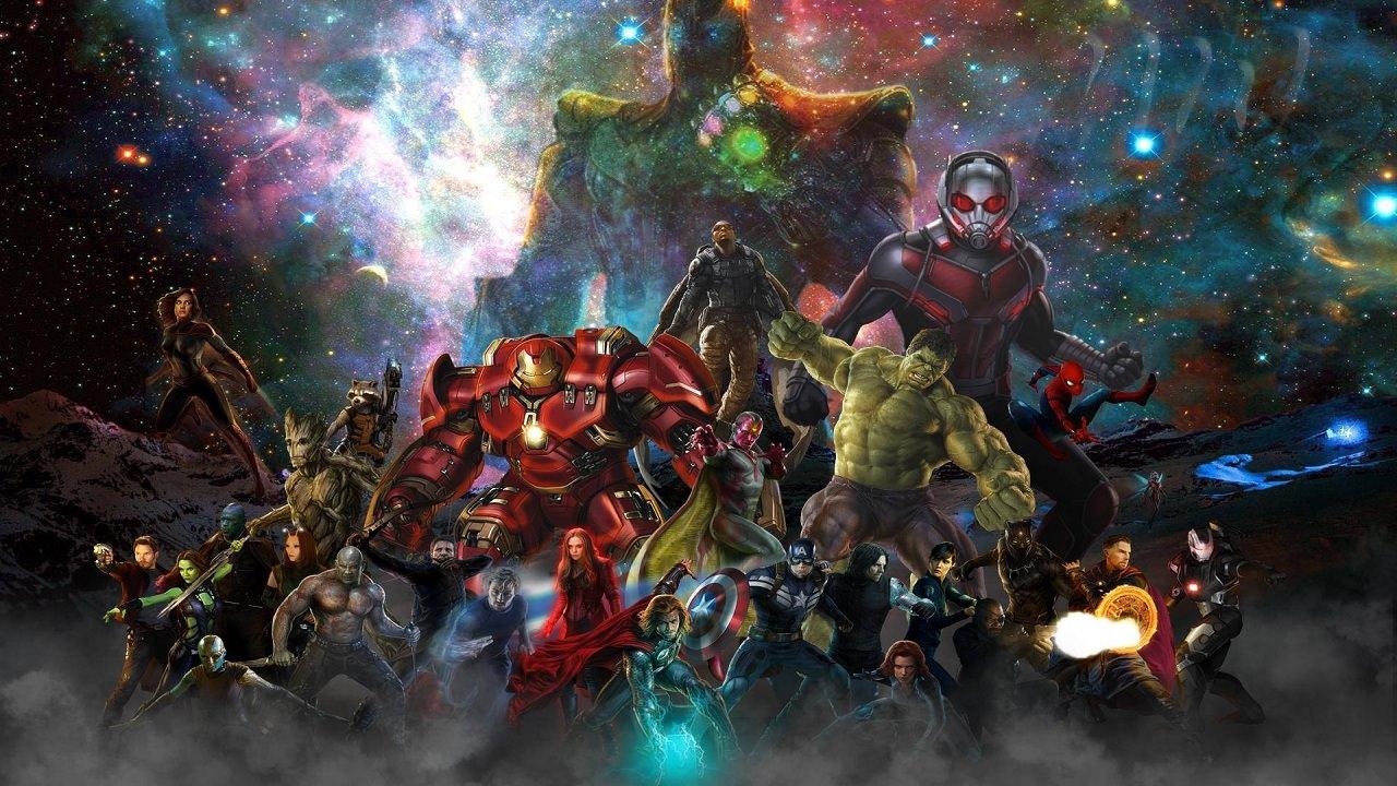 The Avengers: Infinity War Official Trailer