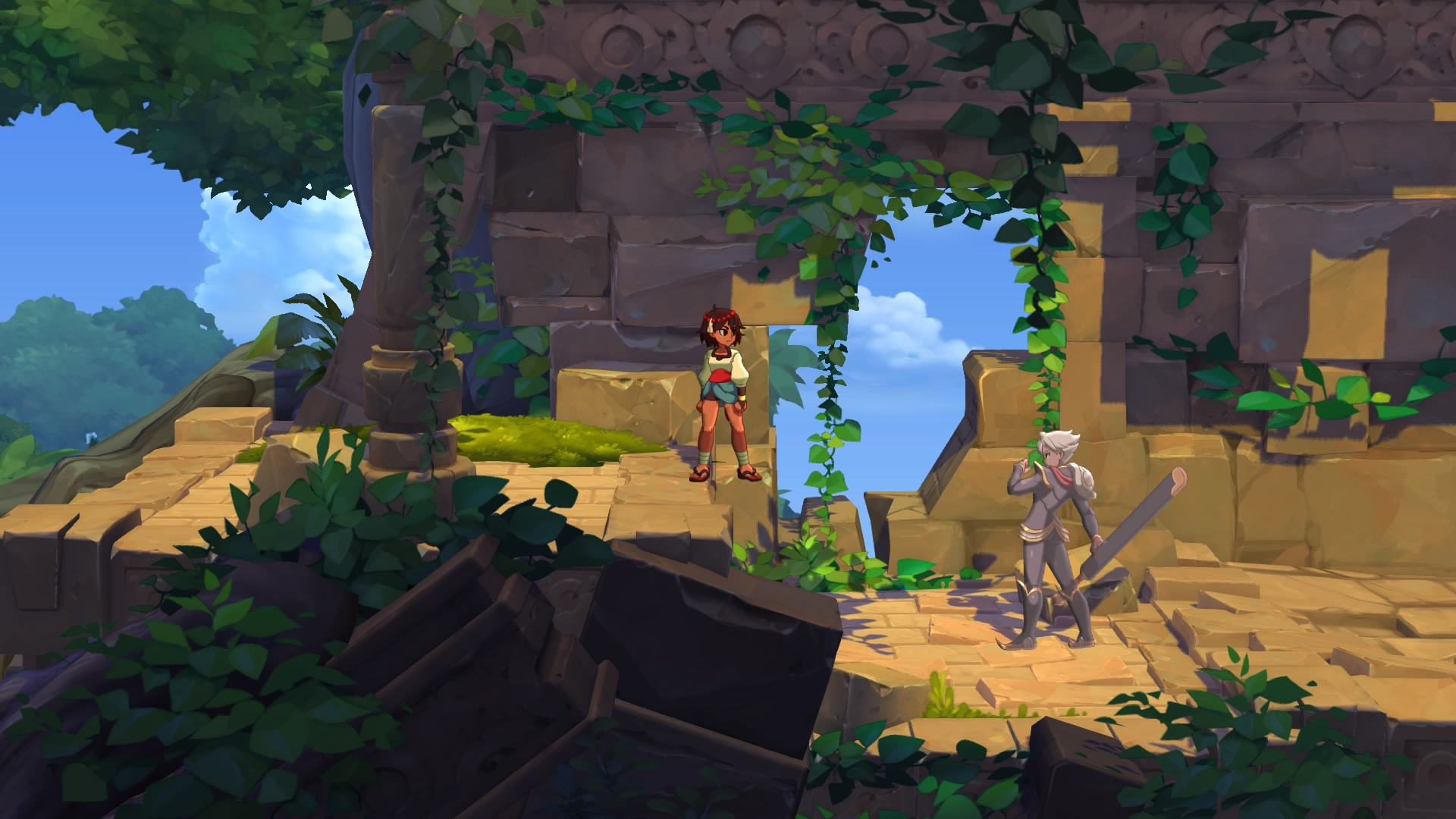 indivisible preview