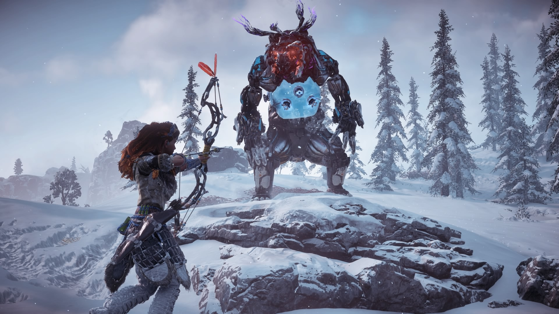 The frozen wilds review