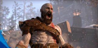 God of War release