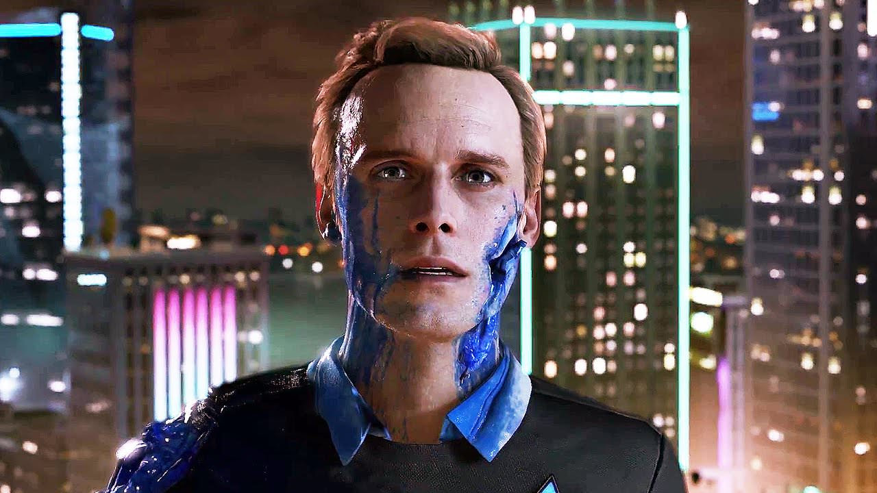 PSX 2017:  Watch 18 minute live demo of Detroit: Become Human