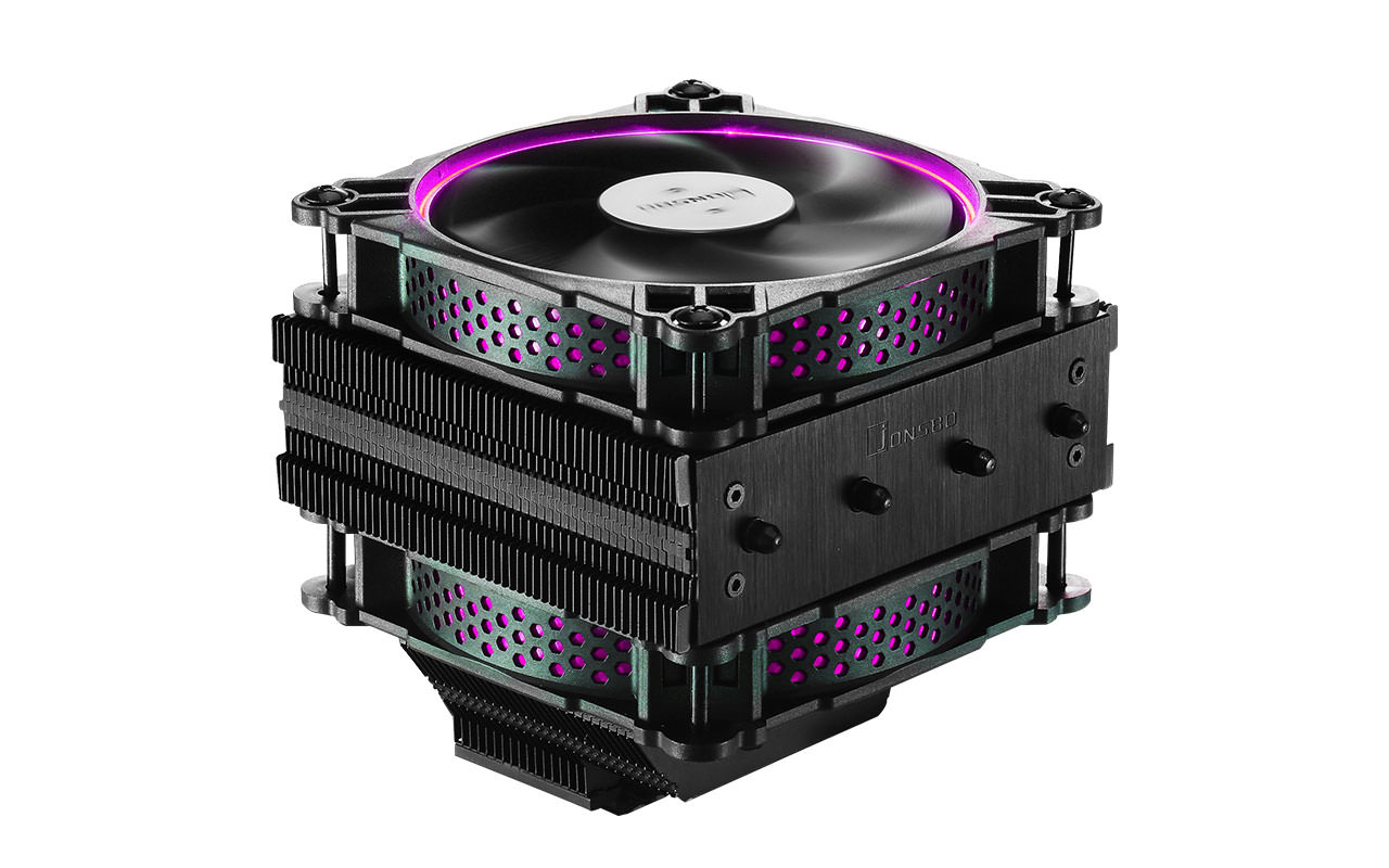 Jonsbo introduces the CR-301 RGB CPU cooler