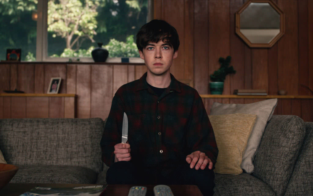 The End of the F***ing World James