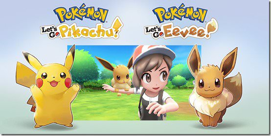 Pokemon Lets Go Pikachu and Eevee Revealed, Reggie had a Meltdown