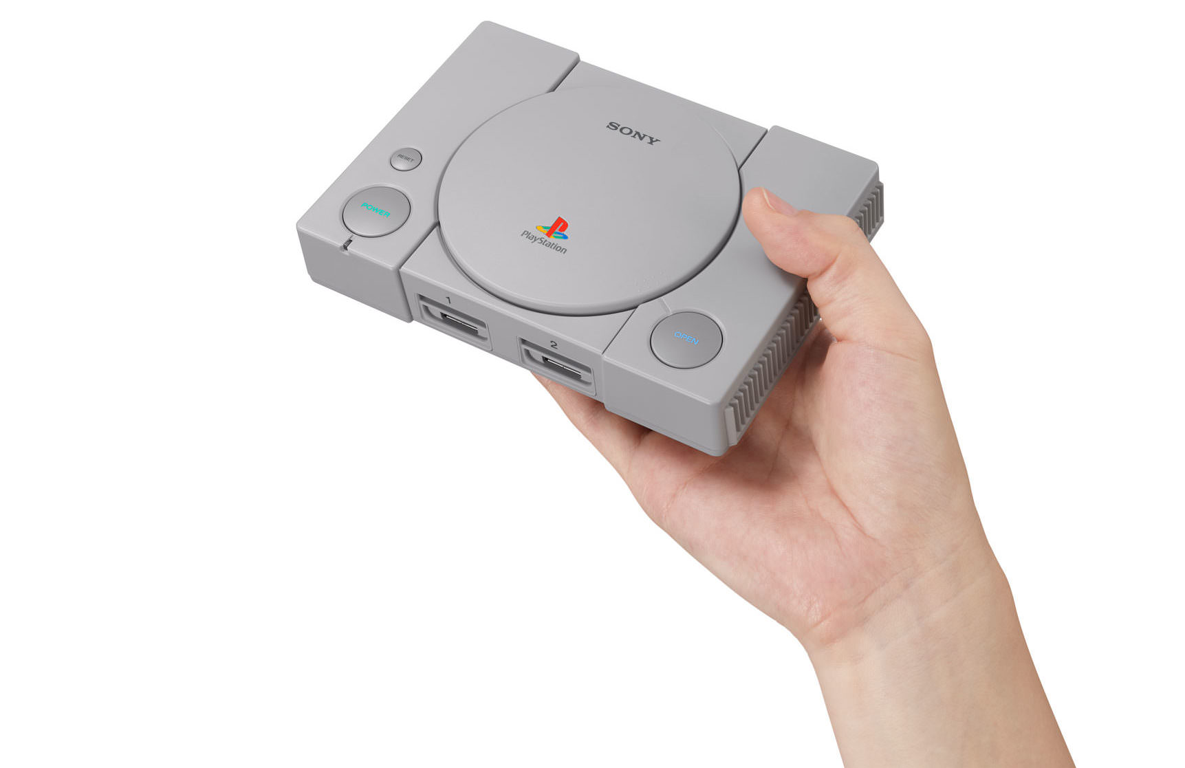 Sony have just announced the PlayStation Classic! Feel old yet?