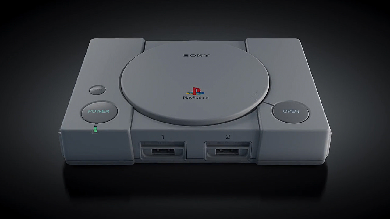 PlayStation Classic owners can change emulator settings