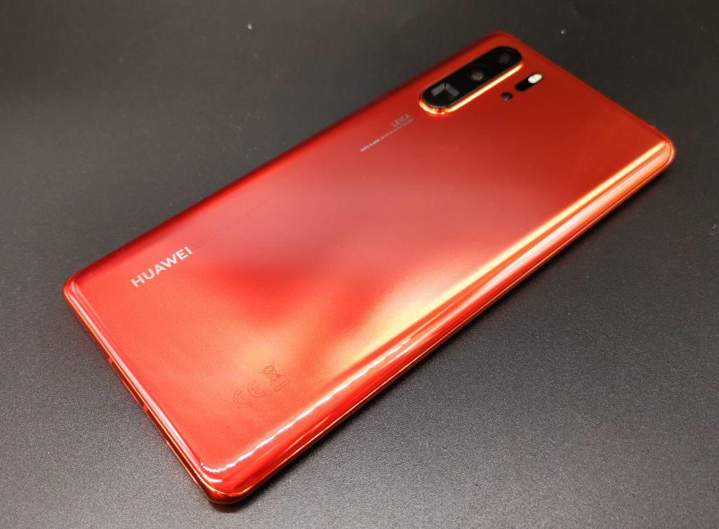 Huawei P30 Pro - Orange