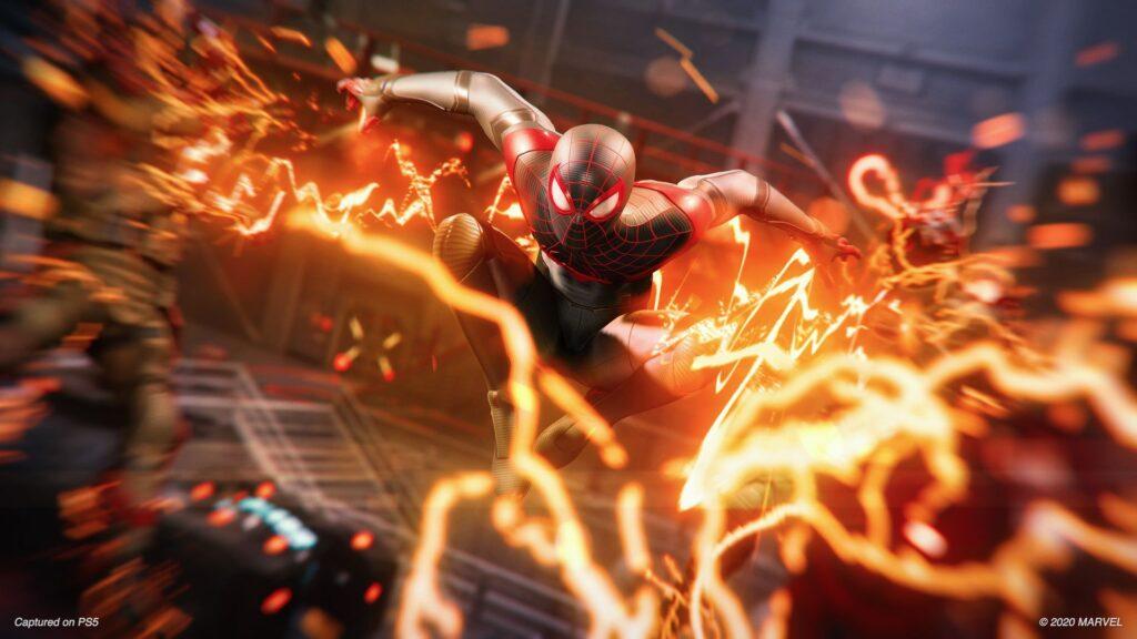 Marvel's Spider-Man: Miles Morales - Venom Blast